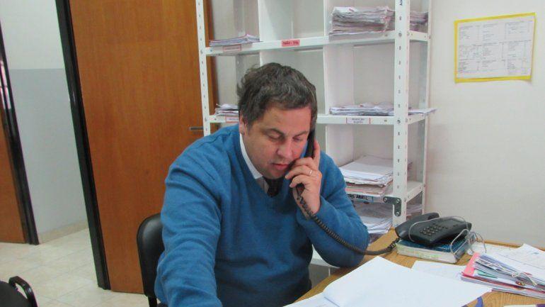 El fiscal Martín Pezzetta lleva adelante la investigación por el ataque.