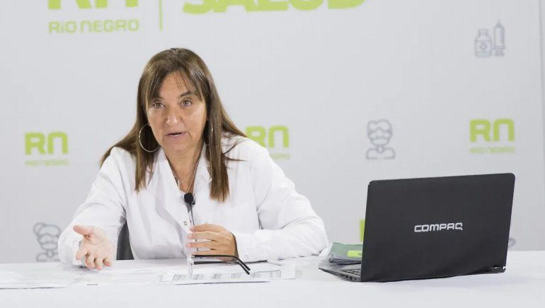 Río Negro ya aplicó más de 800 mil vacunas contra el COVID