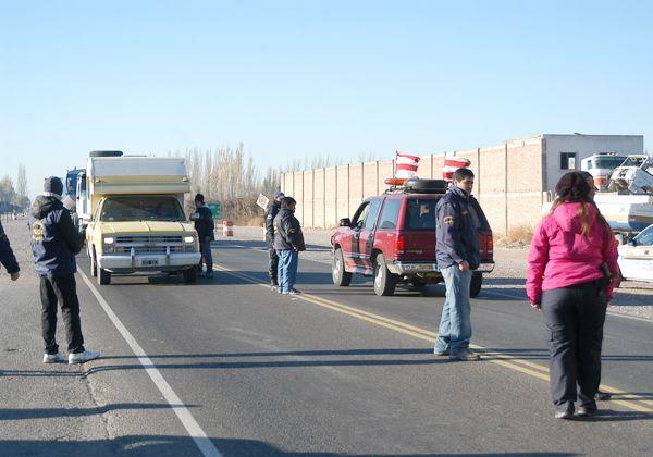 Secuestraron un auto robado en La Pampa