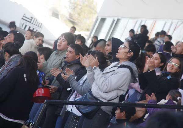 El fútbol barrial festejó en La Visera
