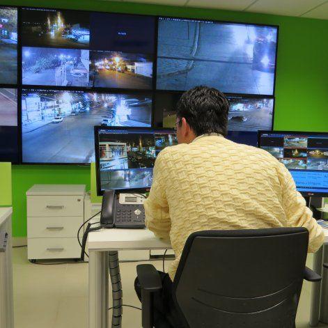 Más cámaras de vigilancia y policías para Cipolletti