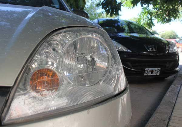 Robo de autos y daños suman más damnificados