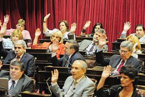 El Senado sancionó el Estatuto del Peón Rural