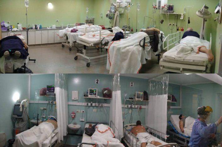 La guardia del hospital no tendrá más sala de espera: se convierte en sector de internación