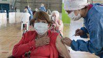 arranca la vacunacion a mayores de 60 en cipolletti