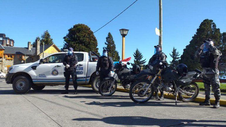 Tres mapuches heridos en una ocupación cerca de Bariloche