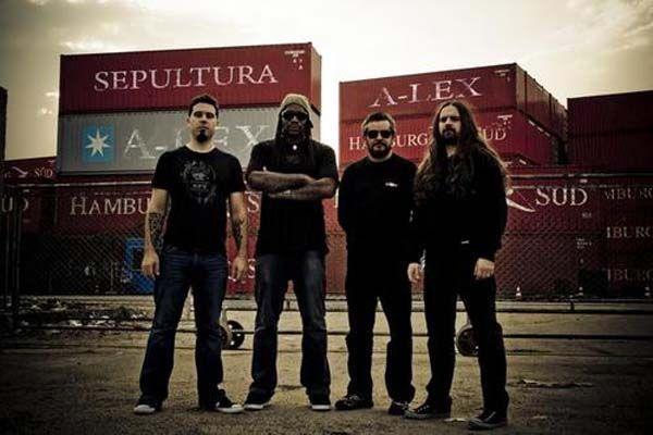 Sepultura estará tocando el próximo mes en Cipolletti