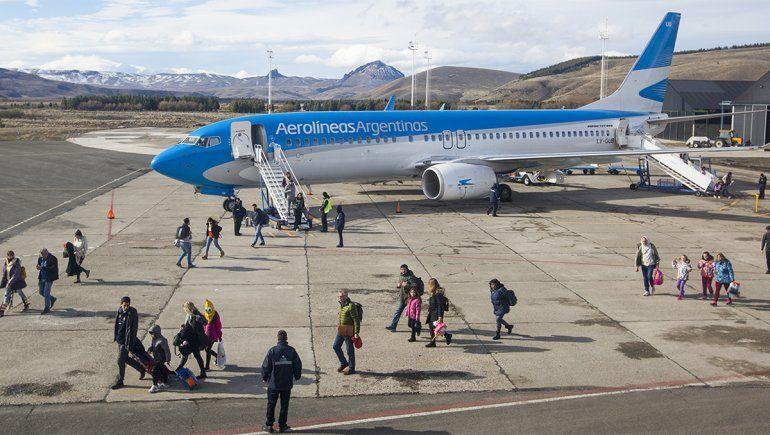 Aerolíneas Argentinas reabrió su sucursal en Neuquén