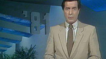 Murió Juan Carlos Pérez Loizeau, un emblema de la TV