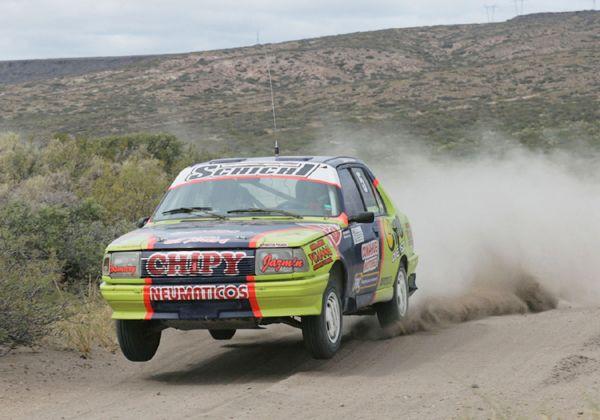 Largan seis cipoleños en el rally de Bariloche