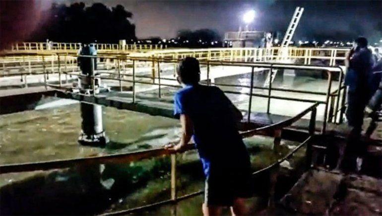 Un niño de 8 años murió ahogado en una pileta de residuos cloacales