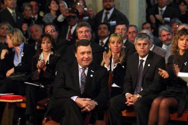 """""""La presencia de Cristina marca el comienzo de una nueva etapa"""