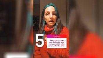 La furia de Paulina Cocina con una seguidora