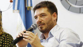 buteler repudio la toma de terrenos privados en allen