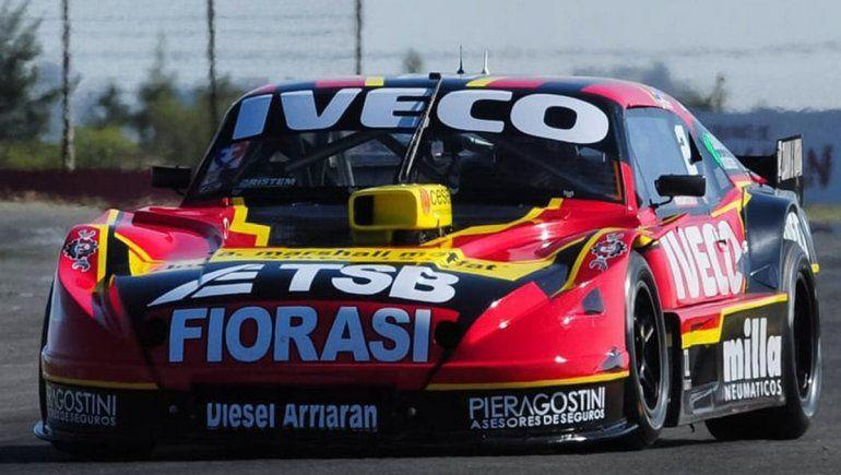 Urcera busca ingresar a la Copa de Oro del Turismo Carretera