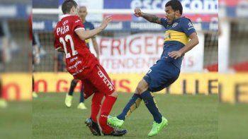 Otra grave lesión para Ezequiel Ham, el fracturado por Tevez
