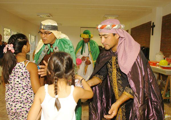 Los Reyes Magos pasaron por la ciudad