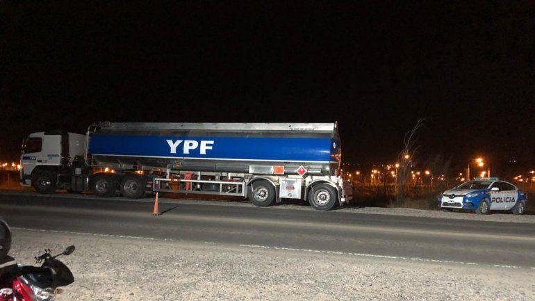 El camionero y Tortoriello hicieron oficial su denuncia contra el policía
