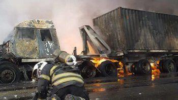 impulsan una art nacional para los bomberos voluntarios