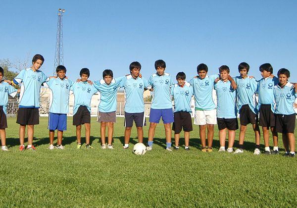 Hay equipo en el fútbol de San Martín
