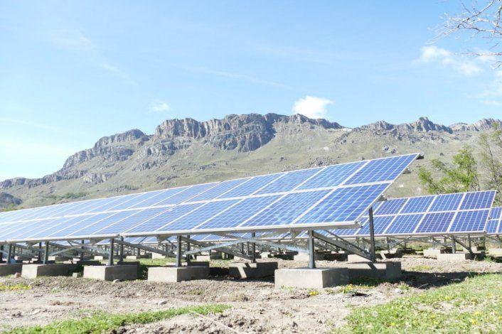 La generación solar y eólica está cada vez más cerca