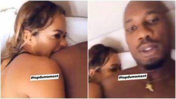 El video de la infidelidad que le costó el matrimonio a Drogba