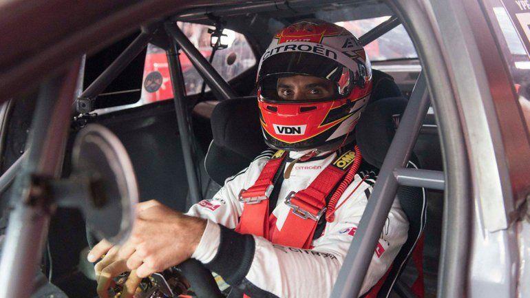 Urcera no se dio por vencido y terminó 7° en la final del Súper TC 2000
