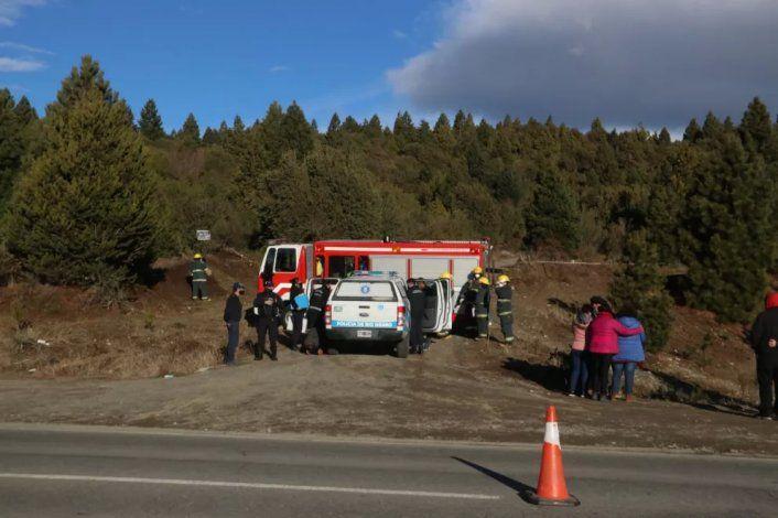 El cuerpo hallado en Bariloche es de Andrea Lagos, la mujer que era buscada