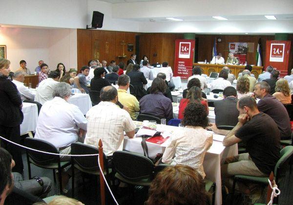 Finalizó la asamblea de la Universidad Nacional de Río Negro