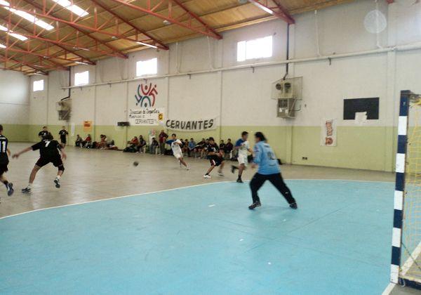 La Escuela Municipal de Handball en la final
