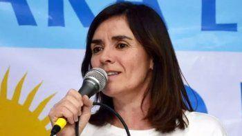 la presidenta del pj le resto importancia al pedido de renuncia