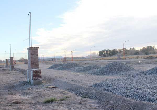 Todavía no instalaron el obrador por viviendas en las tierras ex Zoppi