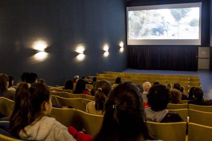 Cine francés para niños en el Complejo Cultural