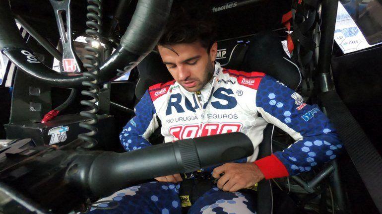 Manuel Urcera quedó 7° en el campeonato de la Clase 3 del TN.