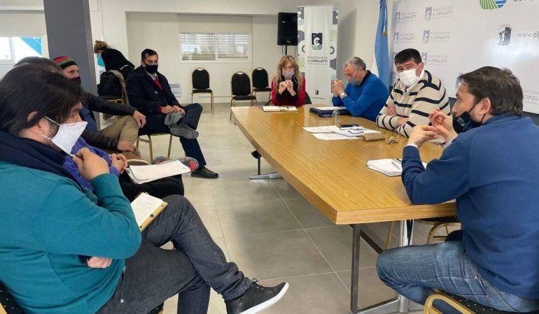 La Muni avanzará con la regularización de tierras en Las Perlas
