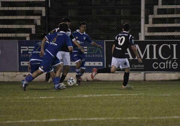 Cipolletti juega una final anticipada