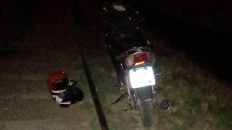 La Policía recuperó una moto y una bicicleta robadas