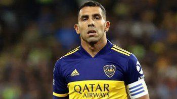 Hora y TV de la vuelta de Tevez en Boca ante el líder invicto Vélez