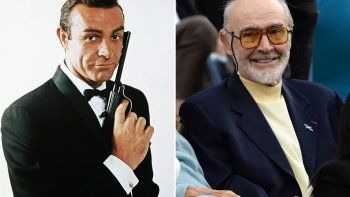 A los 90 años, murió Sean Connery, el legendario James Bond