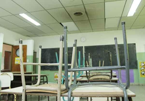 La Escuela Nº 338 continúa sin clases