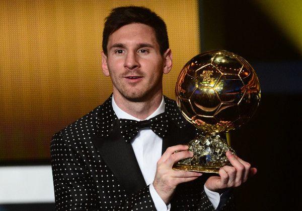 Messi, otra vez, el mejor de todos