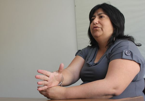Valeria Fernández: Me defino como una militante social