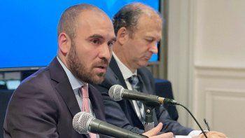 EE.UU.: Manzur y Guzmán junto a inversores
