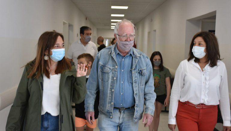 La inauguración del nuevo hospital de Las Grutas ya tiene fecha