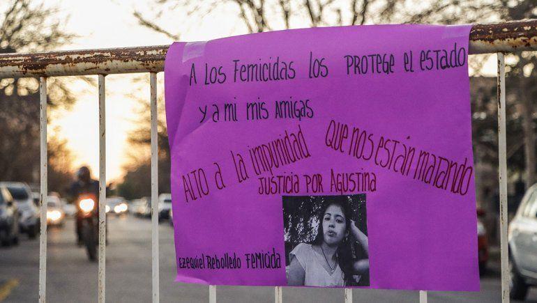 La mamá de Agustina rompió en llanto: