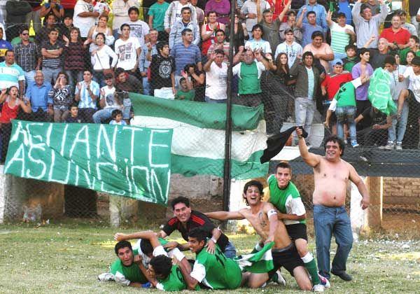 Asunción, el mejor de los Galpones