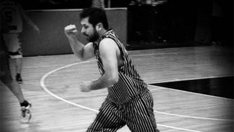 Tristeza en Cipo por la muerte de un jugador de la Primera de básquet