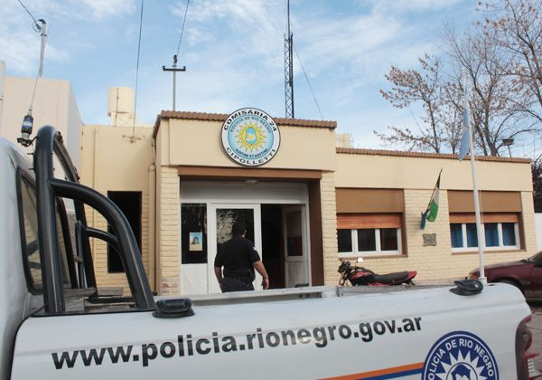 Dos jóvenes detenidos in fraganti