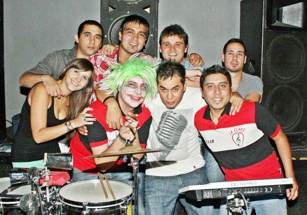 Los cumbieros de La Clave festejan sus primeros dos años junto a la música