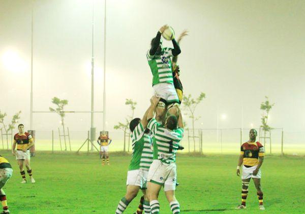 La primera fecha del Oficial del rugby